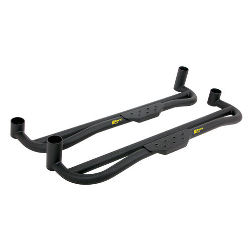 Suzuki Jimny Side Step Stahl Rock Crawler Rockslider