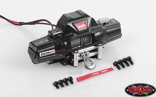 RC- RC4WD 1/8 Warn Zeon 10 Winch RC4WD